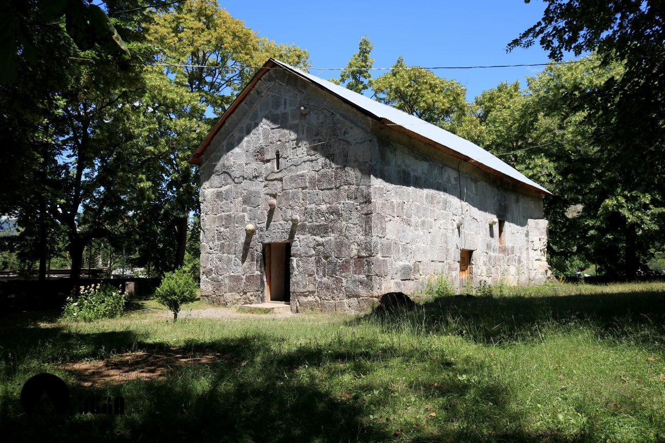 ჭობისხევის ეკლესია