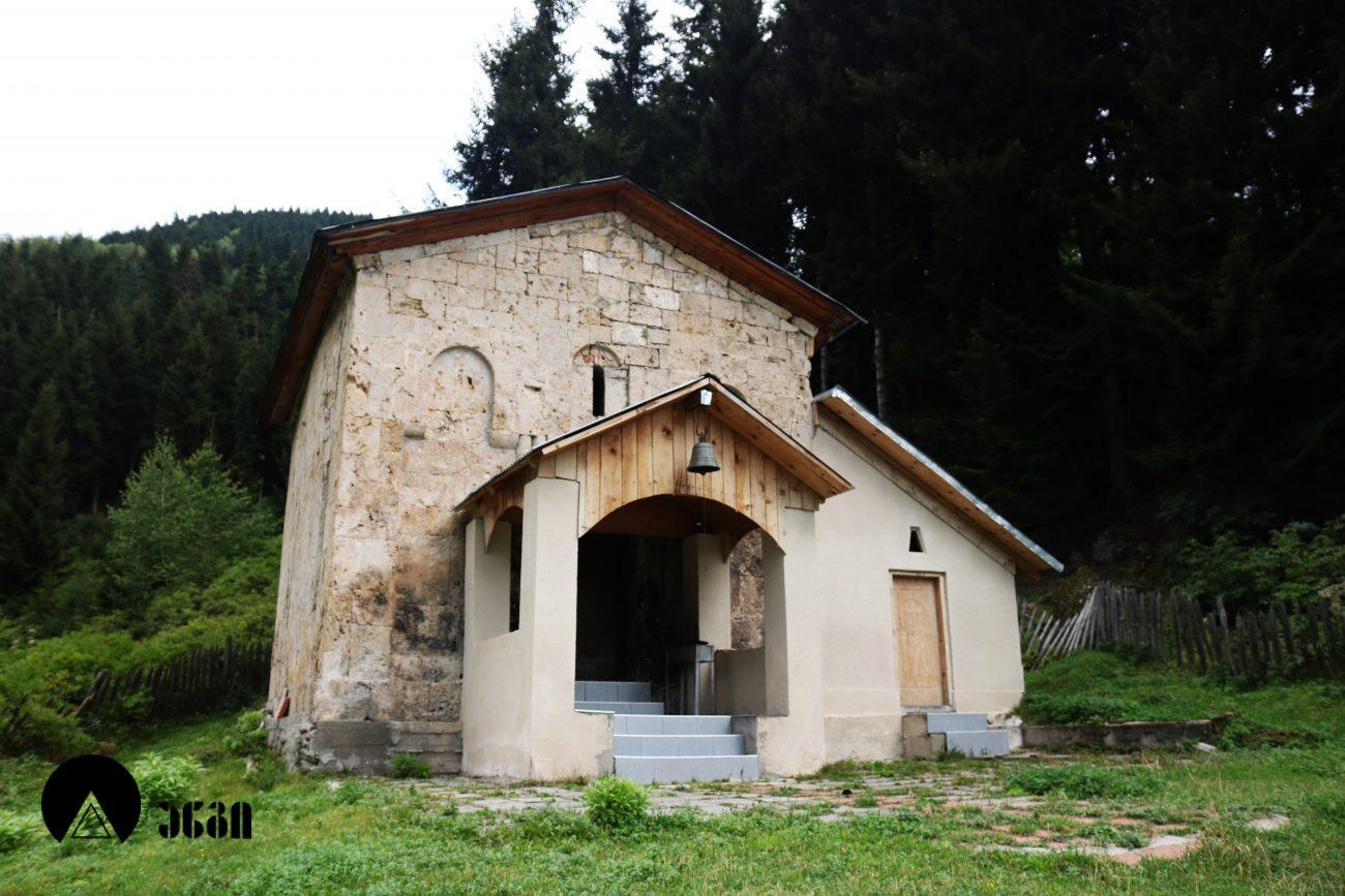 ჟაბეშის ეკლესია