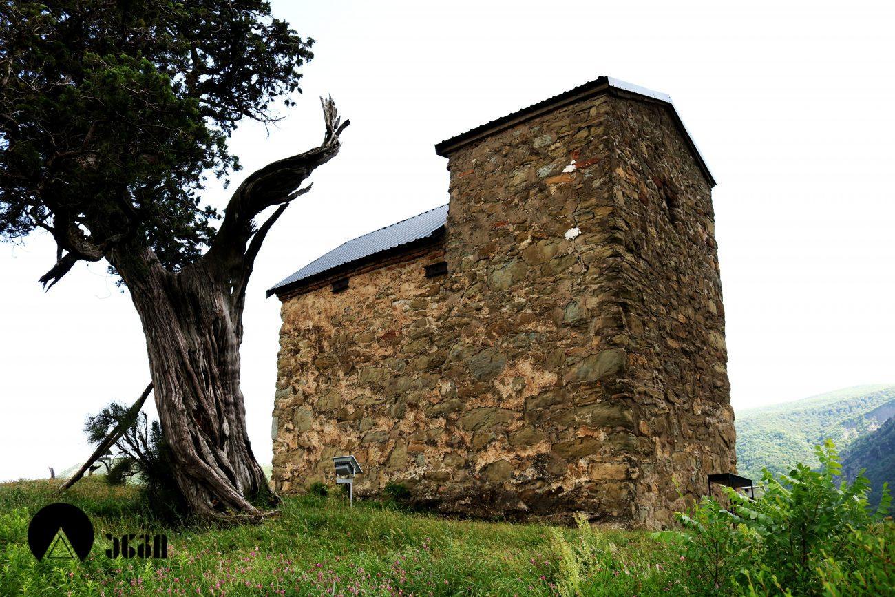 კალოუბნის ეკლესია