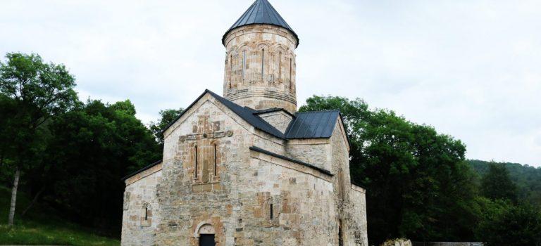 ფუძნარის (ბოდავის) ღვთისმშობლის ეკლესია