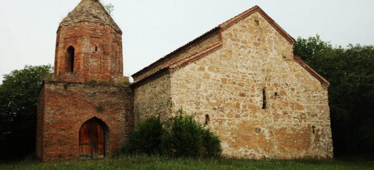 ზემო ალვანის იოანე ნათლისმცემლის ეკლესია
