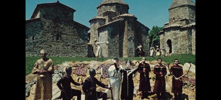 ტესტი: კულტურული ძეგლები ქართულ ფილმებში