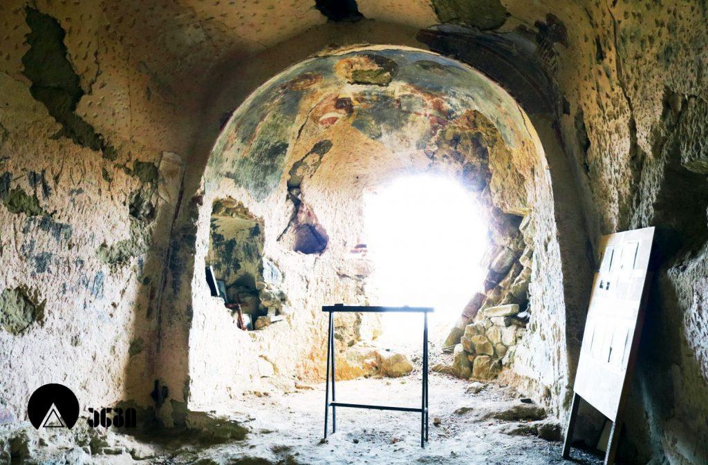 მუხროვანის ქვაბოვანი სამონასტრო კომპლექსი -