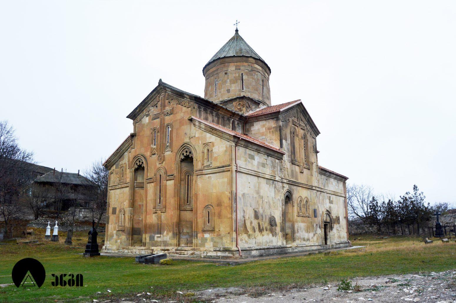 ერთაწმინდის წმინდა ესტატეს სატაძრო კომპლექსი