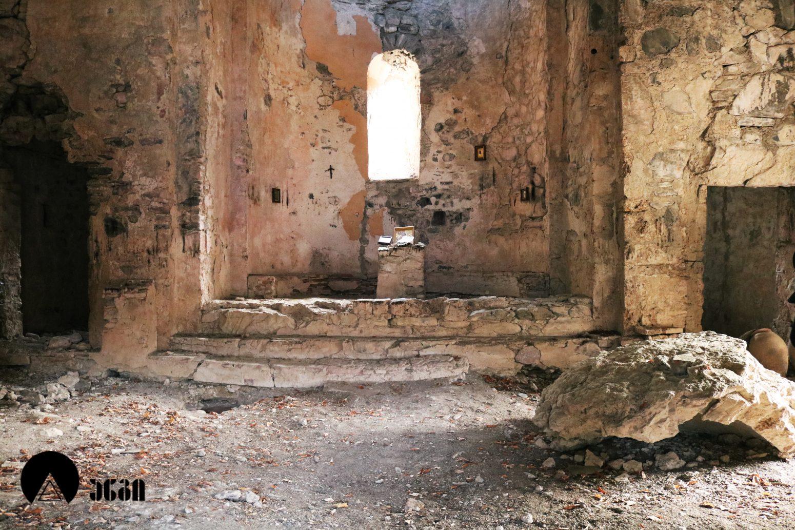 ვარცანის (ბარცანის) ღვთისმშობლის სახელობის ეკლესია