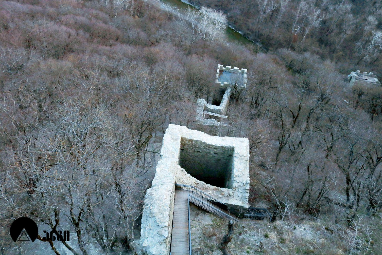 ციხე-ქალაქი უჯარმა (უჯარმის ციხე)