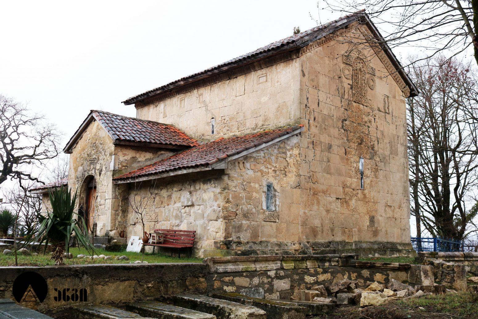 ქორეთის მაცხოვრის ეკლესია