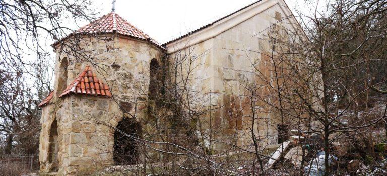 ნაბახტევის ღვთისმშობლის სახელობის ეკლესია