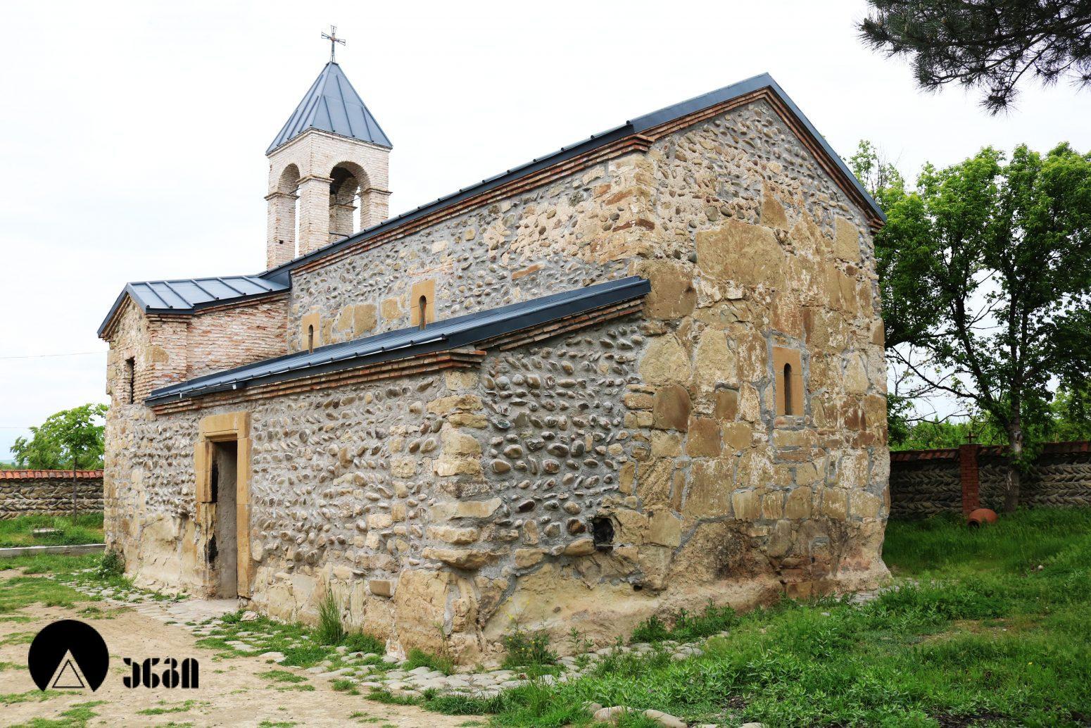 საღოლაშენის ღვთისმშობლის ეკლესია
