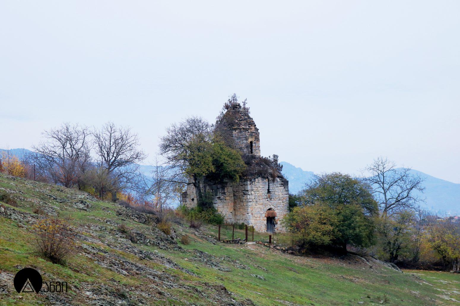 ხოჟორნის გუმბათოვანი ეკლესია
